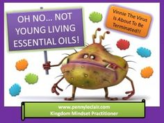 Young Living Essential Oils: Anti-Viral Essential Oils