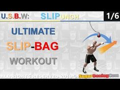 Ultimate Slip Bag Workout - Round 01 - SLIPunch - YouTube Angle Of Attack, Training, Workout, Digital, Youtube, Bags, Handbags, Work Out, Work Outs