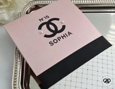 26 Best Chanel party theme inspiration images   Chanel party, 15 ... ef2eaca25ad