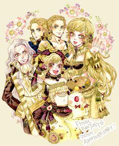 Sakizou Final Fantasy VI