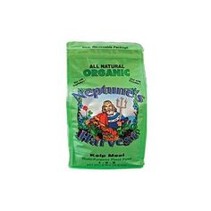 Neptune's Harvest Kelp Meal Fertilizer Green Label 4 Lb
