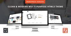 Milo - Responsive & Multipurpose WordPress Theme