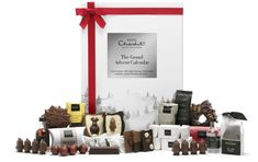 The Hotel Chocolat Christmas Presents For 2020 I Can't Get Enough Of Chocolate Advent Calendar, Diy Advent Calendar, Advent Calendars, Chocolate Christmas Gifts, Christmas Presents, Chocolate Boxes, Chocolate Treats, How To Make Chocolate, Diy Projects