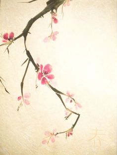 Chinese Watercolor by ~TippyDoodles