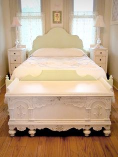 A lovely Hope Chest is a thing of the past, but every woman should have her treasured memories!