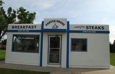 """Valentine Diner"" in Weatherford Oklahoma  http://route66jp.info Route 66 blog ; http://2441.blog54.fc2.com https://www.facebook.com/groups/529713950495809/"
