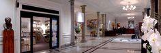 Milagro London Lobby