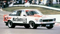 This clip used to play on loop at Holden dealerships during the shot at Bathurst 1979 with Peter Brock as a part of Holden's promotions. Australian V8 Supercars, Australian Muscle Cars, Aussie Muscle Cars, Sprint Cars, Race Cars, Holden Muscle Cars, Holden Torana, Holden Australia, Biker Clubs