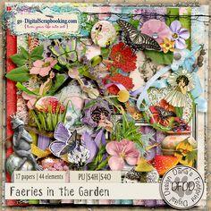 Faeries in the Garden