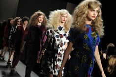 Watch the Marc by Marc Jacobs Runway Show Right Here!