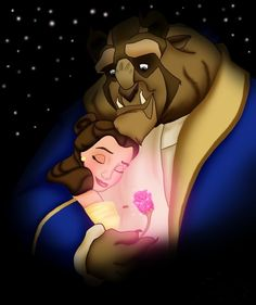 "Disney ""Beauty and the beast"" <3 Definitely an uplifting your spirit tale : )"