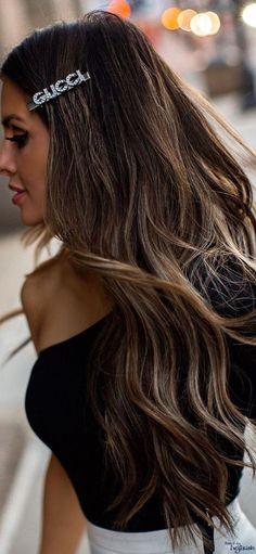Short Styles, Long Hair Styles, What A Girl Wants, Hair 2018, Hair Studio, About Hair, Homemade Beauty, Hair Highlights, Stylish Girl