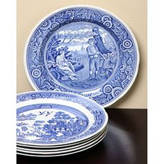 """Spode.  Classic and perfect. My """"Good"""" dishes"""