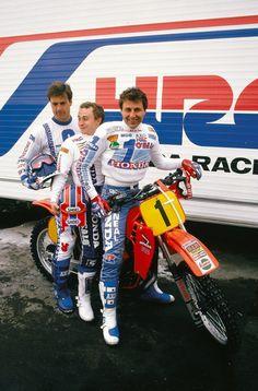 1985 Honda RC500M