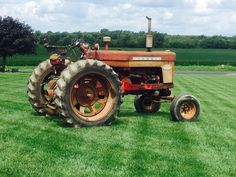 FARMALL 560 Diesel Farmall Tractors, Old Tractors, Vintage Tractors, International Harvester, Ih, Farming, Diesel, Antique Cars, Vehicles
