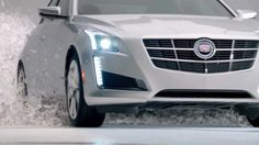 The All New 2014 Cadillac CTS Sedan: Lightweight Architecture