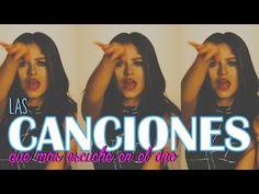 Karol Sevilla I #LasCancionesMasEscuchadasDelAño - YouTube