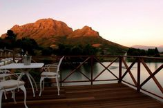 Le Pommier Winery  - South Africa