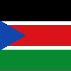 South Sudan Flag Stickers
