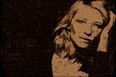 "Saatchi Art Artist ACQUA LUNA; Photography, ""16-World  STREETS. Cate Blanchett II."" #art"