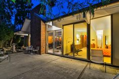 Eichler Home in Granada Hills. Click on the image to read its story and see more of it.
