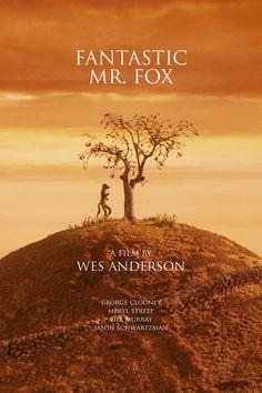 Fantastic Mr. Fox (2009) Wes Anderson
