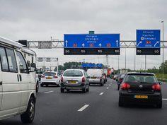 オランダ景気回復で交通渋滞が悪化