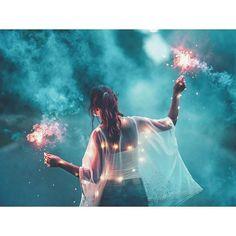 Sua alma está em um fogo selvagem, sente-o batendo #WHPsparkle