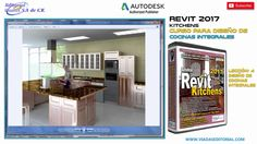 Revit 2017 Kitchens Curso | Tutorial en Español  Leccion 4: Diseño de Co...