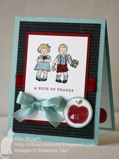 FMS2: Back to School by kyann22 - Cards and Paper Crafts at Splitcoaststampers