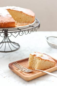 Easy Gluten-free Coffee Cake