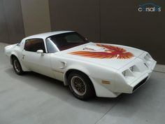 1979 PONTIAC FIREBIRD TRANS AM...my dad had one almost identical to this when I was a kid!  Oh man if only I had that car now!!!