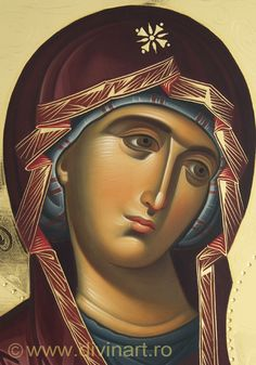 Byzantine Icons, Byzantine Art, Religious Icons, Religious Art, Writing Icon, Architecture Religieuse, Paint Icon, Madonna And Child, Catholic Art