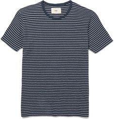 FolkSlim-Fit Striped Cotton-Jersey T-Shirt