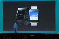 Google's new Android Wear devices look too cool.