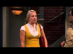 """TBBT ~ Penny Says """"I Love You"""" to Leonard for the first time"""