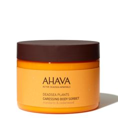 Caressing Body Sorbet | AHAVA®