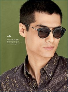 Nordstrom unveils another edition of men's fashion essentials as it releases a new catalogue. Models Claudio Monteiro, Xavier Buestel, and Werner Schreyer front… Mens Catalogue, Mens Glasses, Fashion Essentials, Sport Outfits, Eyewear, Sunglasses Women, Nordstrom, Carrera, Stylish