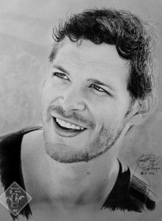 Joseph Morgan ... I simply cannot get enough of his dimples :)