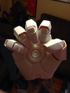 3D Printed Cybernetic. 3D printed mk17 hand