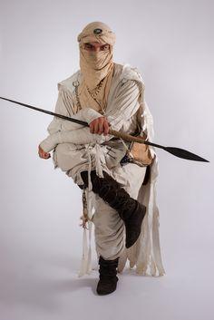 Warrior of the Desert