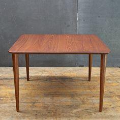 50s Hvidt Table Mid-Century Vintage Modern Rare Danish Breakdown France Daverkosen