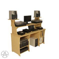 Desk Speaker Stands, Music Desk, Dj Setup, Keyboard Piano, Work Tops, Mixers, Monitor, Bridge, Shelf