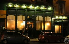 A Savage Pub Crawl Around Edinburgh's Southside