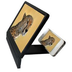 7.9 Inch Magnifier Folding Portable Screen HD Amplifier For Mobile Phone