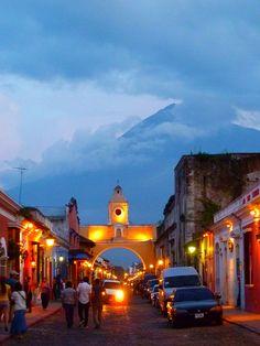 La Calle del Arco......