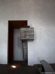 Notre Dame du Haut, or Ronchamp - Le Corbusier