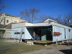 BUILDING YOUR SHIPPING CONTAINER HOME.   Residential ...