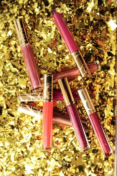 Party-ready. Estée Lauder Pure Color Lip Gloss
