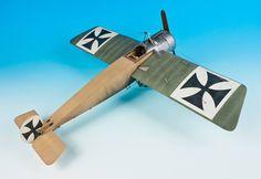 Fokker E.1 - 1/32 Wingnut Wings kit by Zdenko Bugáň.